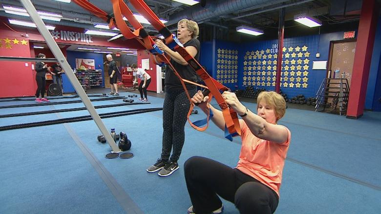 'We are not dying at 60 anymore': Fitness coach pushes senior health as Canadians live longer