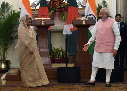 India woos Bangladesh with $500 mn defence loan, credit
