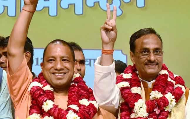 Dinesh Shama: A professor of commerce who will be one of Yogi Adityanath's deputies in UP