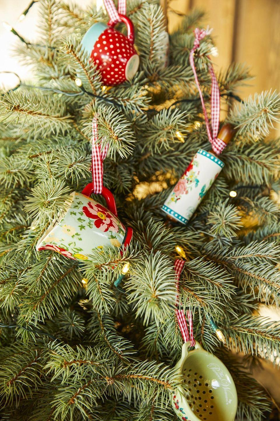 """<p>Yes, they smell amazing, but real Christmas trees aren't for everyone. Even Ree Drummond—a longstanding member of #TeamRealTree—knows that many people don't share her love of wrestling with a 12-foot Noble Fir year after year. """"I understand the allure of artificial, and that some folks have allergies that prevent them from putting real ones in the house,"""" she says. </p><p>Here, we've compiled a list of the best artificial Christmas trees to help you spruce up your home with very little maintenance. Many of the lifelike models we've curated mimic the characteristics of different <a href=""""https://www.thepioneerwoman.com/holidays-celebrations/g32021451/types-of-christmas-trees/"""" rel=""""nofollow noopener"""" target=""""_blank"""" data-ylk=""""slk:types of Christmas trees"""" class=""""link rapid-noclick-resp"""">types of Christmas trees</a>, including shape and needle type. But don't worry, adventurous decorators: We've also got a few pink trees and tinsel trees to choose from. No, they won't fool anyone, but they <em>are</em> wonderful <a href=""""https://www.thepioneerwoman.com/home-lifestyle/crafts-diy/g33549660/christmas-decoration-ideas/"""" rel=""""nofollow noopener"""" target=""""_blank"""" data-ylk=""""slk:Christmas decorations"""" class=""""link rapid-noclick-resp"""">Christmas decorations</a>. </p><p>What's more, you'll also find a range of price points on our list, including artificial trees under $50 and high quality fir and spruce-lookalikes. Find your dream tree, then deck it out with our all-time favorite <a href=""""https://www.thepioneerwoman.com/holidays-celebrations/g33925344/christmas-tree-decorations/"""" rel=""""nofollow noopener"""" target=""""_blank"""" data-ylk=""""slk:Christmas tree decorations"""" class=""""link rapid-noclick-resp"""">Christmas tree decorations</a>—and don't forget a shiny <a href=""""https://www.thepioneerwoman.com/home-lifestyle/decorating-ideas/g34521353/christmas-tree-toppers/"""" rel=""""nofollow noopener"""" target=""""_blank"""" data-ylk=""""slk:Christmas tree topper"""" class=""""link rapid-noclick-resp"""">Christmas tree topp"""