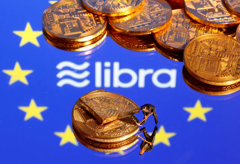 Facebook-backed Libra appoints former HSBC exec to head cryptocurrency