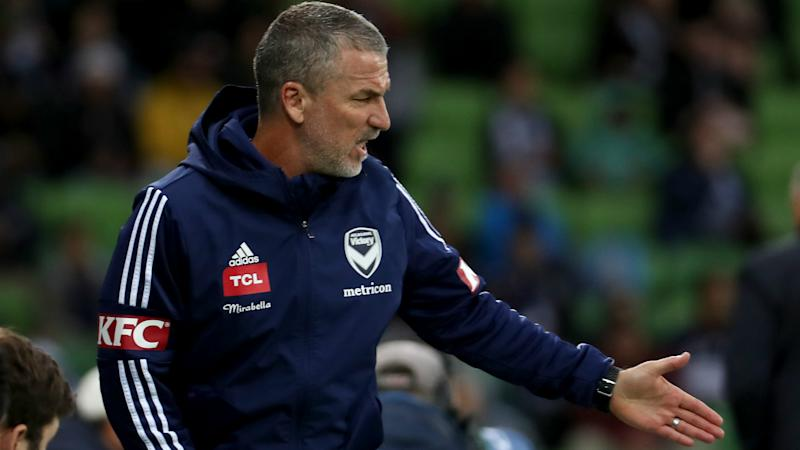 Melbourne Victory sack Kurz after 13 games