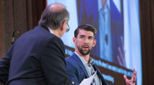 "<p>Despite being the greatest Olympian of all-time and an American legend, 23-time gold medalist swimmer Michael Phelps says he contemplated suicide shortly after the 2012 Games in London. </p><p>Phelps, 32, made the comments earlier this week in a discussion with political strategist David Axelrod at the fourth annual conference of the Kennedy Forum, a mental health advocacy group. </p><p>""Really, after every Olympics I think I fell into a major state of depression,"" Phelps said, <a href=""http://www.cnn.com/2018/01/19/health/michael-phelps-depression/index.html?sr=twCNN011918michael-phelps-depression0534PMVODtop"" rel=""nofollow noopener"" target=""_blank"" data-ylk=""slk:per CNN"" class=""link rapid-noclick-resp"">per CNN</a>. He said his lowest point came after the 2012 Olympics—in which he won four gold medals and two silvers—and that he spent multiple days in his room, barely eating or sleeping. </p><p>""I didn't want to be in the sport anymore,"" he said. ""I didn't want to be alive."" He would later say, when asked about his darkest moments, ""You do contemplate suicide.""</p><p>Phelps said his condition improved when he started to talk about his feelings. His Michael Phelps foundation now offers stress management programs and says his ability to help those struggling has been ""way more powerful"" than any of his athletic achievements. </p><p>""Those moments and those feelings and those emotions for me are light years better than winning the Olympic gold medal,"" he said.<br>""I am extremely thankful that I did not take my life.""</p><p>Since his retirement after the 2016 Games in Rio, Phelps has been outspoken about his past battles with depression and anxiety. He said in August that he <a href=""https://www.si.com/olympics/2017/08/30/michael-phelps-contemplated-suicide"" rel=""nofollow noopener"" target=""_blank"" data-ylk=""slk:also contemplated suicide after his second DUI arrest"" class=""link rapid-noclick-resp"">also contemplated suicide after his second DUI arrest</a>, which came in 2014. </p>"