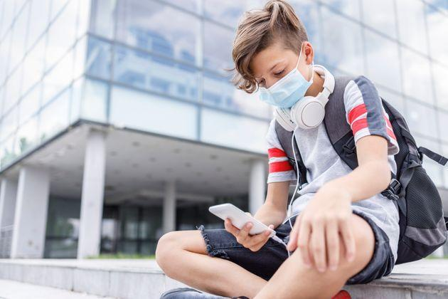 """Kids are still very rarely dying of the coronavirus or experiencing severe effects, but a new report says there is """"an urgent need to collect more data on longer-term impacts of the pandemic on children."""