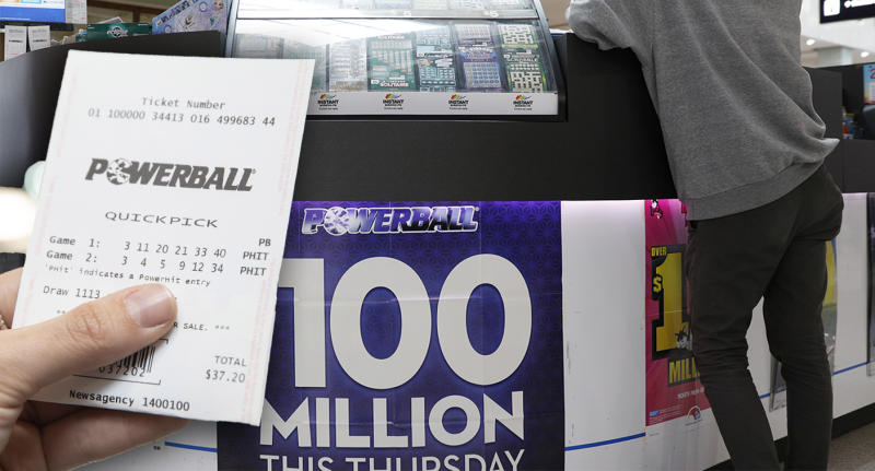 Victorian man wins Division One $50 million Powerball jackpot