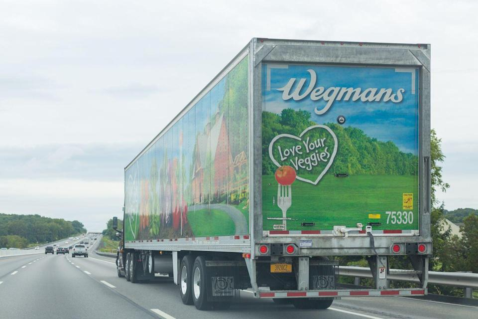 """<p>Wegmans also makes it really easy to save money by offering some amazing coupons and deals. If you don't check for coupons before heading to the store, you should. <a href=""""https://www.businessinsider.com/wegmans-store-facts-secrets-tips-2018-7#you-can-avoid-the-crowds-by-shopping-late-11"""" rel=""""nofollow noopener"""" target=""""_blank"""" data-ylk=""""slk:One Wegmans employee"""" class=""""link rapid-noclick-resp"""">One Wegmans employee</a> in New Jersey told <em>Business Insider</em>, """"Take an extra two minutes out of your day to sign up for or check the digital coupons the store offers. They're always on commonly-used products."""" <br></p>"""