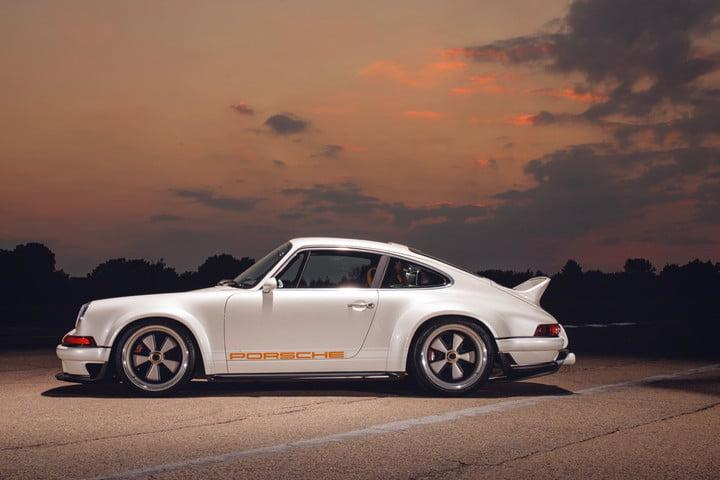 Singer And Williams Team Up To Create The Ultimate Porsche 911