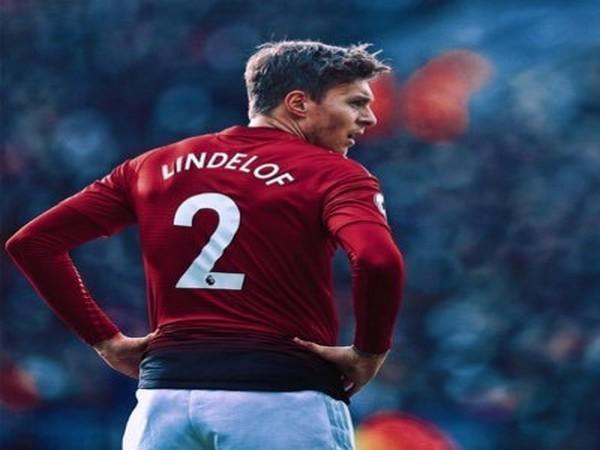 Manchester United's Victor Lindelof (Photo/ Victor Lindelof Twitter)