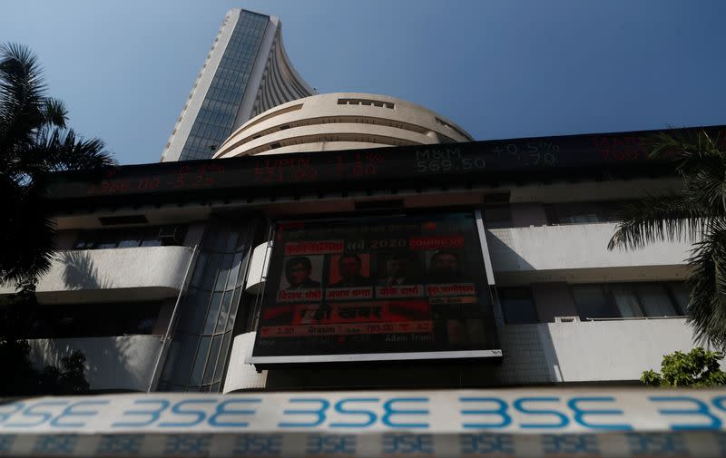 Sensex, Nifty close higher as HDFC Bank's gains offset energy, metals losses