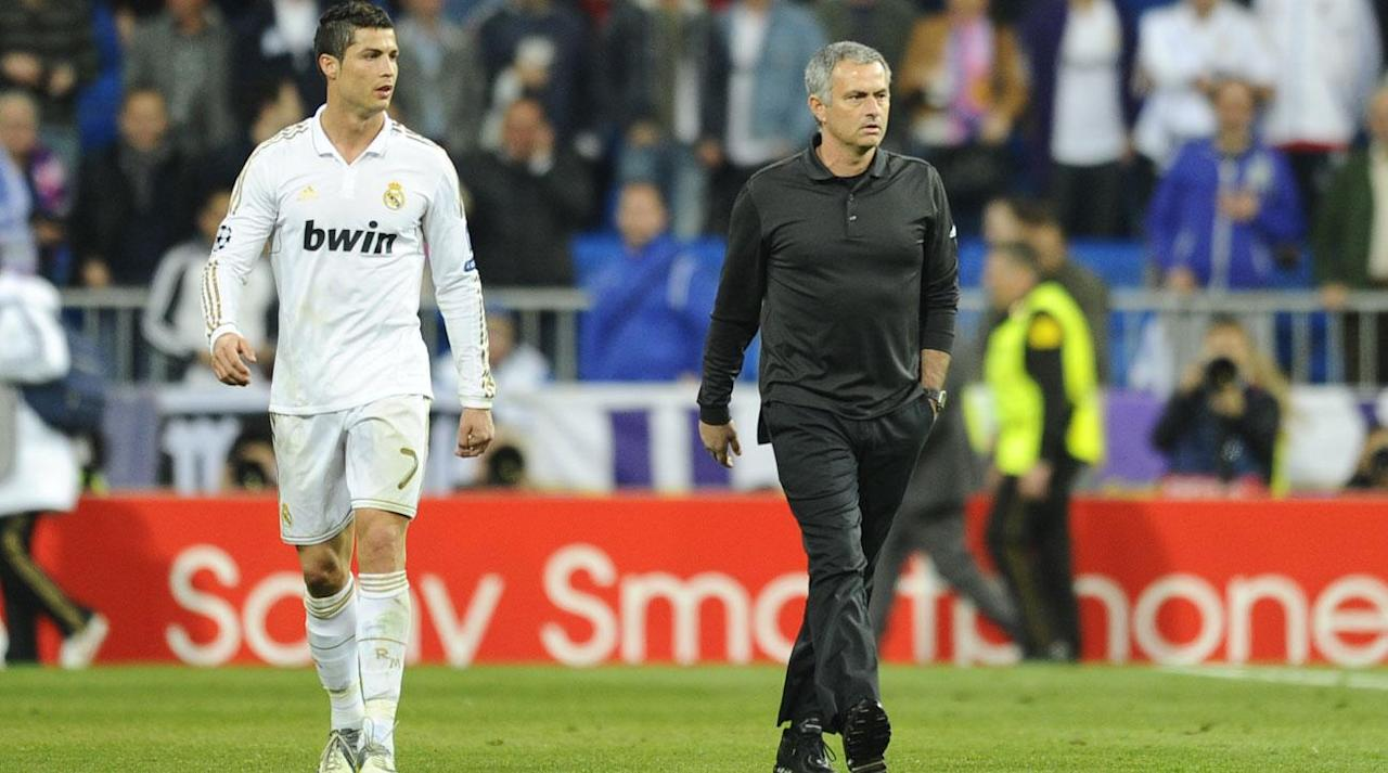 "<p>Cristiano Ronaldo and Jose Mourinho may not be having that reunion at Old Trafford after all.</p><p>Amid swirling reports that Ronaldo wants to leave Real Madrid and return to Manchester United, comes a fresh report from Spain's <em>Marca</em> that <a rel=""nofollow"" href=""https://ec.yimg.com/ec?url=http%3a%2f%2fwww.marca.com%2ffutbol%2freal-madrid%2f2017%2f06%2f20%2f5949079fe2704e273c8b45ca.html%26quot%3b%26gt%3bMourinho&t=1498201024&sig=V6NruglzpcS6OQPoIDxoGw--~C is not in favor of a big-money move to sign</a> the reigning Ballon d'Or winner. The two overlapped at Real Madrid from 2010-2013, winning one La Liga title and a Copa del Rey. The two are also bound by fresh tax fraud allegations, with <a rel=""nofollow"" href=""https://www.si.com/planet-futbol/2017/06/15/cristiano-ronaldo-tax-fraud-spain-beckham-law-real-madrid-messi-neymar"">Ronaldo set for a July 31 court date over $16.5 in unpaid taxes</a> and <a rel=""nofollow"" href=""https://www.si.com/planet-futbol/2017/06/20/jose-mourinho-tax-fraud-charges"">Mourinho facing accusations of $3.6 million in unpaid taxes</a>, with both cases related to image rights earnings.</p><p>According to reports, Ronaldo's treatment in Spain over the allegations has led to wanting a departure, despite winning three of the last four Champions League crowns with the club. Only a handful of teams can afford Ronaldo, though, taking into account both the prospective transfer fee and his wages. His agent, Jorge Mendes (who also represents Mourinho), claimed in 2015 that his release clause is over $1 billion. While Real would settle for less, it would still likely command a world-record outlay, and <em>Marca</em> claims that the financial commitment for a 32-year-old plus Mourinho's preference to sign Alvaro Morata from Real Madrid instead mean a Ronaldo return to Manchester United is not likely to be in the cards.</p><p>The two also clashed during their time together at Real Madrid, making matters even more complicated. Real Madrid, for what it's worth, appears to be doing what it can to retain Ronaldo, with manager <a rel=""nofollow"" href=""https://www.si.com/planet-futbol/2017/06/19/cristiano-ronaldo-real-madrid-transfer-offers-rumors-latest"">Zinedine Zidane reportedly reaching out</a> to calm the star's worries and pitch him on staying put.</p><p>Real Madrid president Florentino Perez made his first remarks about Ronaldo's stunning revelation in an interview with Spain's Onda Cero radio, indicating that he is not looking to offload his star.</p><p>""I do not want to draw conclusions. I know Cristiano. He's a great guy and a professional. All this is very strange,"" Perez said. ""I have not spoken with him since [the Champions League final in] Cardiff. I've heard everything through the newspapers. Not I nor anyone at Madrid is contemplating that Cristiano could leave the club. We are very relaxed about this. I have not spoken to any [other clubs]. No one has made us a single offer–not for Cristiano Ronaldo, not for Alvaro Morata, not for James Rodriguez.""</p>"