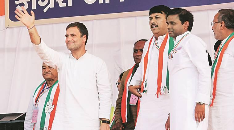 Modi pided India into 2 - one for rich, one for poor: Rahul Gandhi