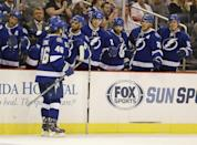 <b>Suspension: Three games</b> <br><br> Tampa Bay Lightning forward Adam Erne was suspended three games for an illegal check to the head of St. Louis Blues forward Vladimir Sobotka on September 18, 2013.