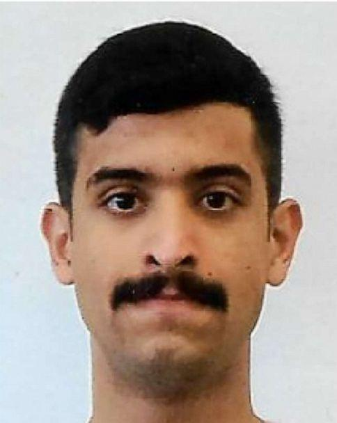 PHOTO: This handout photo released on December 7, 2019 by the Federal Bureau of Investigation (FBI) shows the NAS Pensacola shooter identified as 21-year-old 2nd LT in the Royal Saudi Air Force Mohammed Alshamrani. (Handout/FBI/AFP via Getty Images)