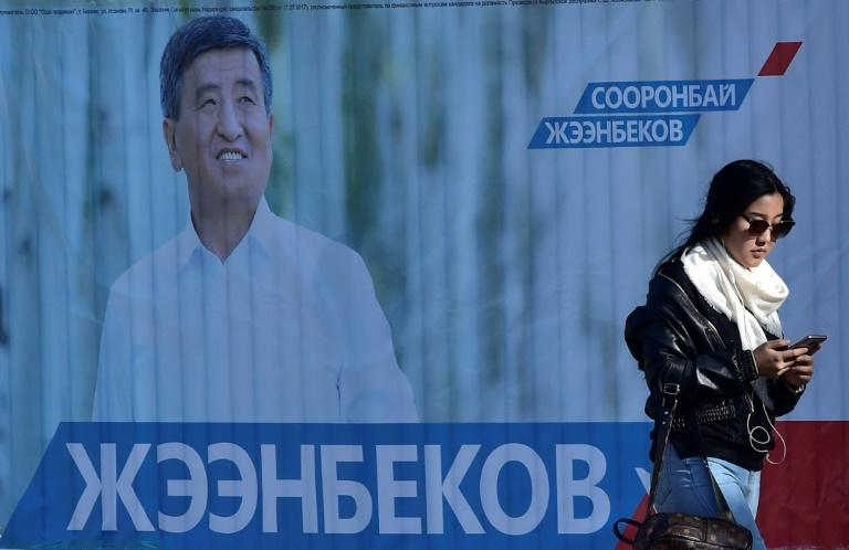 Sooronbai Jeenbekov will become the next president of Kyrgyzstan after winning 54% of Sunday's vote
