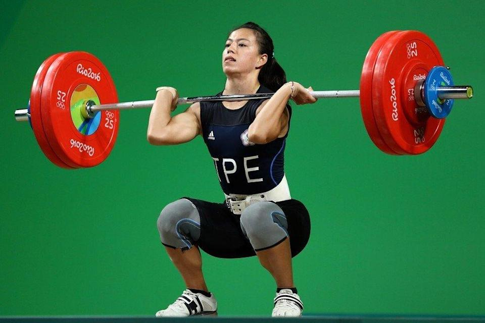 Taiwan weightlifter Kuo Hsing-chun is out to improve on her bronze medal from Rio. Photo: Gettyimages