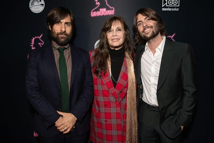 <p>Wes Anderson's cinematic darling, Jason Schwartzman, has a family riddled with Tinseltown's finest. Schwartzman's mother is Talia Shire, whom you may recognize from movies like <em>Rocky </em>and <em>The Godfather</em>. Schwartzman also gets to call legendary director Francis Ford Coppola his uncle and director Sofia Coppola and actor Nicolas Cage his cousins. A family like this makes for very interesting conversation on holidays gathered around turkey.</p>