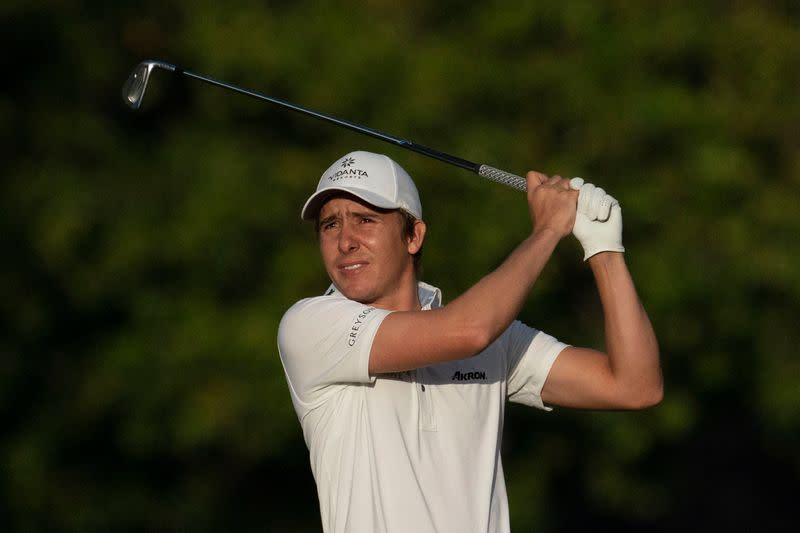 FILE PHOTO: PGA: Sony Open in Hawaii - First Round