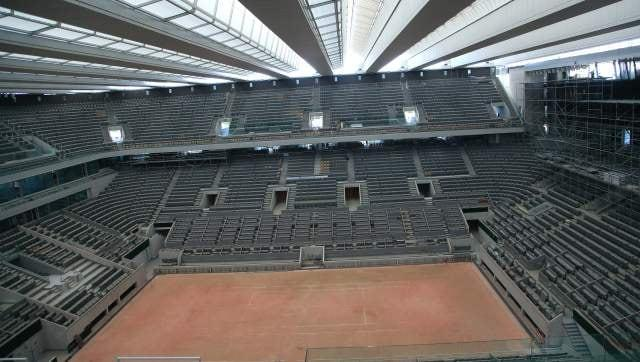 Roland Garros could be played with limited or no fans as Court Philippe Chatrier enters modern era with retractable roof