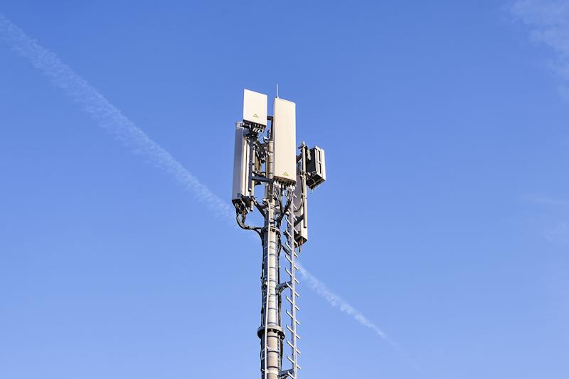 5G mobile tower