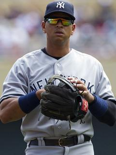 Alex Rodriguez took the field Sunday in Minnesota for the first time in 38 games