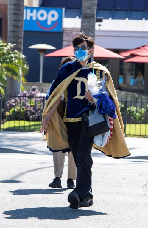 With California now boasting the nation's lowest per capita infection rate, Disneyland flung open its gates to the delight of many of its most obsessive devotees