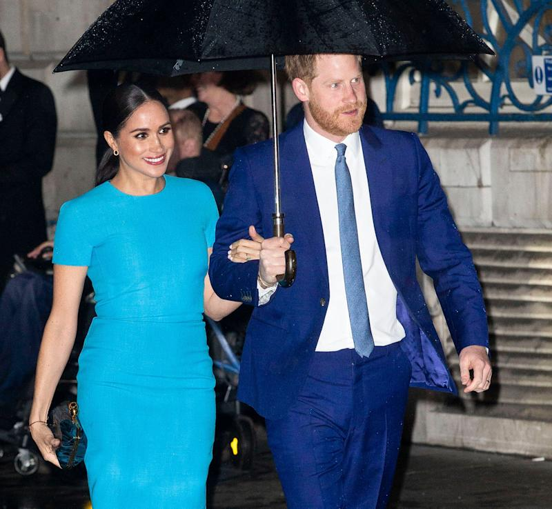Meghan Markle and Prince Harry (Photo: zz/KGC-107/STAR MAX/IPx)