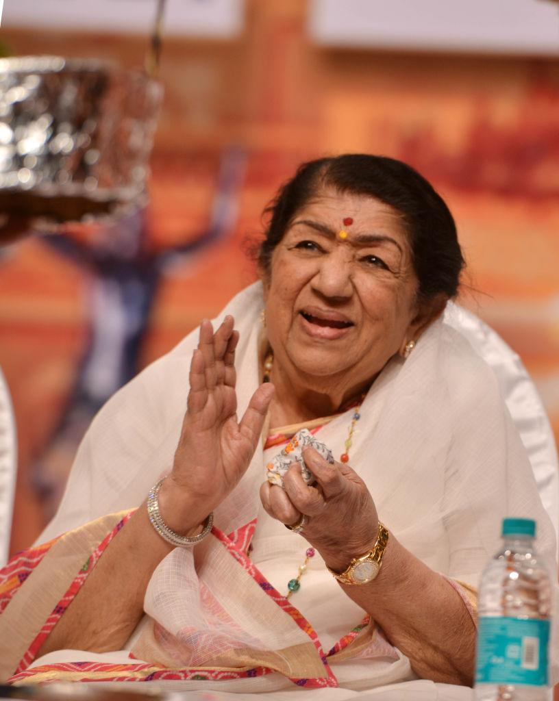 The songbird of India is the beloved playback and classic singer Lata Mangeshkar. Revered as one of the icons of independent India, Lata Mangeshkar has recorded songs in over 1000 Hindi films and has sung songs in over 36 regional Indian languages and foreign languages.