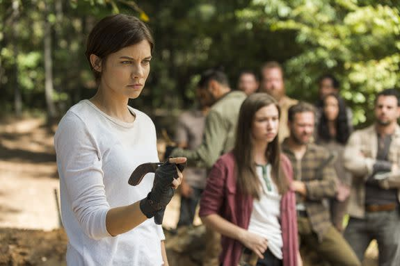 Don't mess with Maggie.