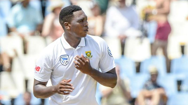 Centurion Test : South Africa set India 287 runs target