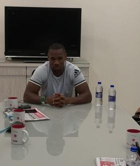 Yohan Blake at FPJ: Steve Smith or Virat Kohli?  Jamaican sprinter just can't decide