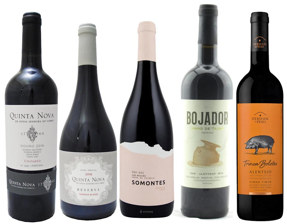 The Dao region, inland from Porto, has always been a source of terrific redsThe Independent