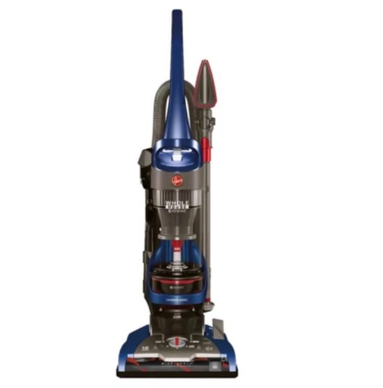 Hoover Wind Tunnel 2 Whole House Rewind Upright Vacuum. (Photo: Target)