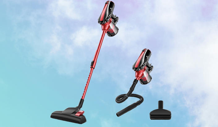 Take your vacuuming to new levels with this Amazon deal. (Photo: Amazon)