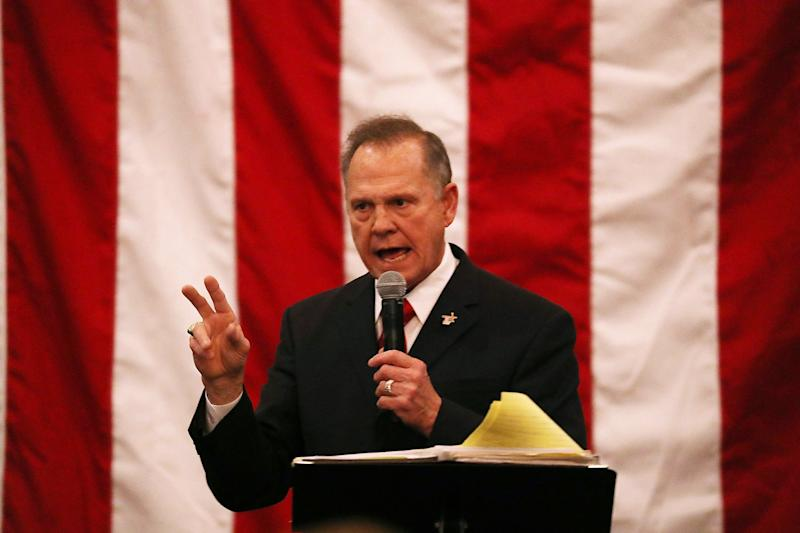 Roy Moore's Jewish attorney voted and helped fundraise for opponent Doug Jones