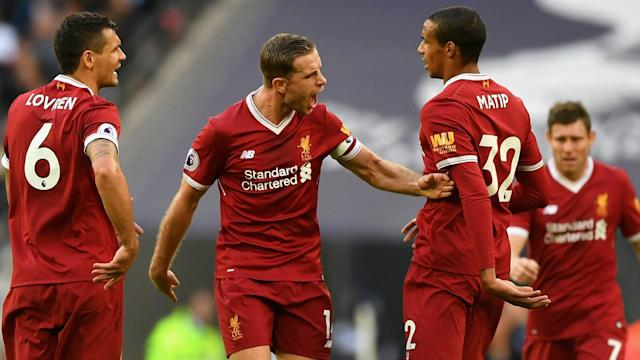 Jurgen Klopp has made multiple changes from the side that lost to Manchester United as the Reds try pick up three points at Anfield