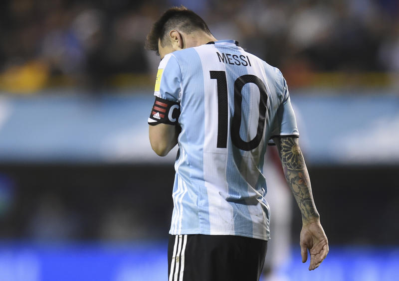 CONMEBOL qualifying scenarios: Argentina's path to World Cup
