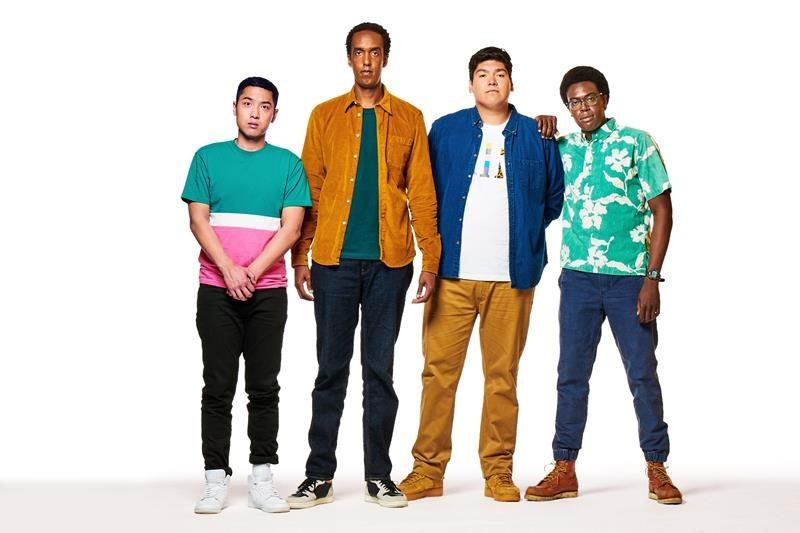 Sketch comedy getting more niche and diverse voices with the likes of 'TallBoyz'