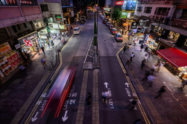 WhatsApp groups used by Wanchai bar owners and regulars have lit up in recent months with similar stories