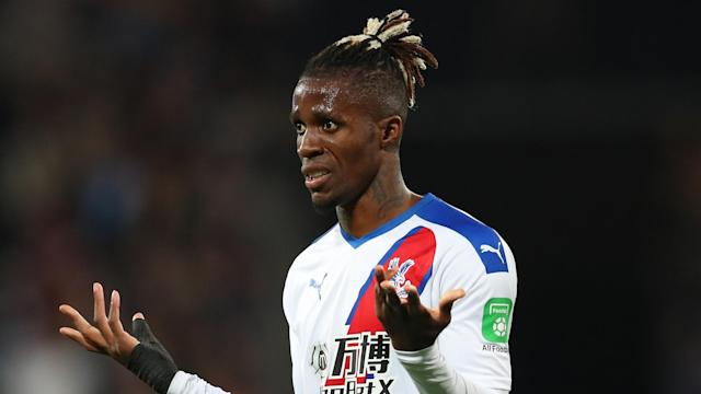 The Ivory Coast international has been in fine form for the Eagles but has been the subject of speculation over a cross-city switch to Stamford Bridge