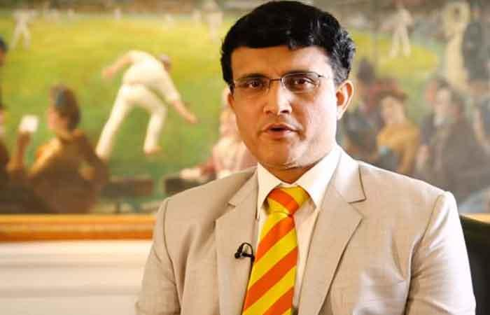 I have never seen two Aussie spinners put so much pressure on India Says Sourav Ganguly