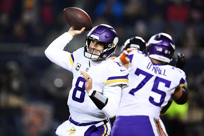 Kirk Cousins Might Never Get It
