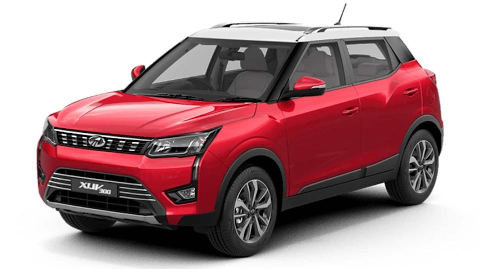 Mahindra to launch XUV300 petrol automatic in India this February