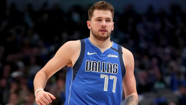 Luka Doncic has missed the past seven games, but he is set for a comeback midweek.