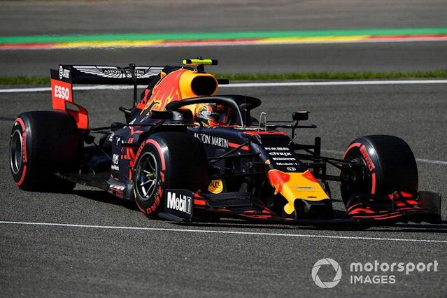 "Alex Albon, Red Bull Racing RB15 <span class=""copyright"">Mark Sutton / Sutton Images</span>"