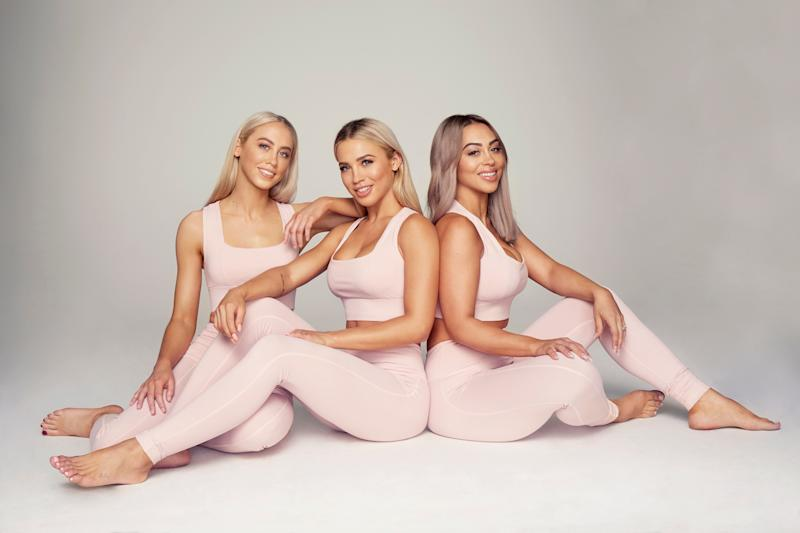 Tammy Hembrow and her sisters Emilee and Amy are releasing a brow kit for fans who are keen to get the HemBROW look
