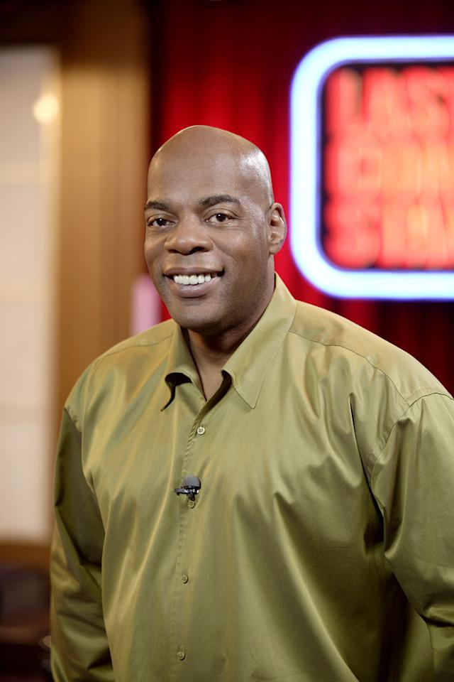 Alonzo Bodden, Talent Scout on Last Comic Standing.