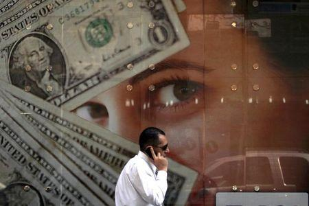 The dollar opened the week slipping against the other major currencies on Monday morning