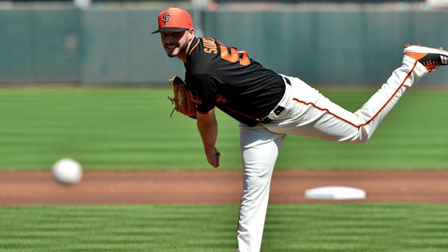 After Shaun Anderson gets his start, the Giants will have had decent views of the young starters this season.