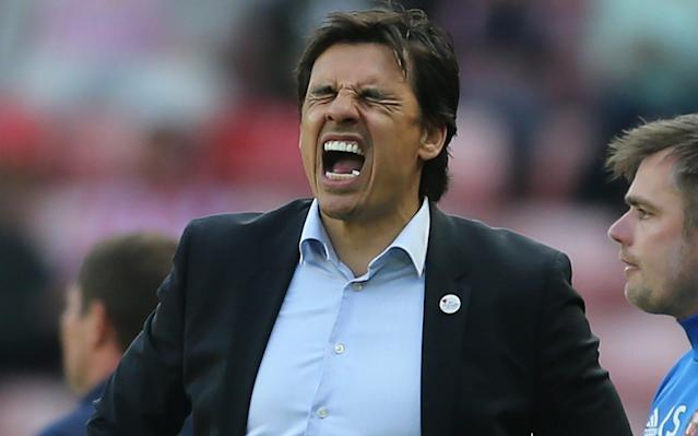 "Chris Coleman has described Sunderland as a club in ""complete darkness"" as it comes to terms with relegation to League One and the continued failure of owner Ellis Short to find a buyer. Short has been trying to sell the club for almost two years, but having failed to find anyone suitable when the Black Cats were in the Premier League, he has found it even more difficult as they followed relegation from the top flight by crashing out of the Championship last week following a home defeat to Burton Albion. Coleman has not spoken to Short since he replaced Simon Grayson as manager back in November. The former Wales manager answers to chief executive Martin Bain, who has also been heavily criticised in recent weeks as Sunderland made it two relegations in 12 months under his watch. Bain reassured supporters this week that, while Short has no interest in the day-to-day running of the club and is still searching for a buyer, he will not put the business into administration and will cover external debts. Coleman, though, knows a new owner is needed and painted a bleak picture of the future without one. Sunderland are facing up to life in League One Credit: Getty Images ""The unthinkable has happened,"" said Coleman, who has won just five games as Black Cats boss. ""The club needs a lot of change, which is obvious. ""Because of the uncertainty, it's open season or criticism. A club like Sunderland, it's almost floating aimlessly in the dark. We can't start working yet because we haven't got anyone telling us what we can or can't do. ""The sooner we know who it is that's going to be here [as owner] and what the plan is, then at least we can get on with things and start moving forward. But at the minute, it's complete darkness. It's unnerving and unsettling. ""There's still been no conversation with Ellis. There's nothing I can do about that. My conversations are with Martin, who has been here for a bit longer than me, and this season has almost been the front man, taking all the criticism. ""He works his socks off. There's not a lot he can do about it. He's got a menu and he has to stick with that and get on with it."" Coleman is adamant he wants to stay to try and lead Sunderland back to the Championship, but he could not resist taking a swipe at one of the players who has come to symbolise the extraordinary waste of money that has put the club in such turmoil. Jack Rodwell has not played a first team game since September Credit: Reuters Jack Rodwell was signed from Manchester City for £10m in August 2014 but has rarely played in that time because of a catalogue of minor injuries. The former England international claimed all he wanted to do is play football in an interview earlier this season, but is understood to have turned down a loan move to another Championship club in January. As a result, the 27-year-old, who earns £70,000-a-week on Wearside has not played a first team game since September and has been banished to train with the Under 23 squad by an exasperated Coleman. ""I don't even know where Jack is [physically or mentally] to be honest,"" Coleman explained. ""He won't be involved [this weekend] and I'm sure if there was a sniff of a first team appearance, I'm not sure he would be 100 per cent fit for it. ""I'm quite sure we've gone down the legal route of that situation, and we're stuck with a player that doesn't want to play for Sunderland Football Club and wants to leave. ""But then where's he going to leave and go to? There's the conundrum. He's here and he's got one more year on his contract. He doesn't want to play for us, so fine, go and play for somebody else. But the stumbling block is the contract. ""But we'll see, it's the end of this season now. I know Jack did that big article (and said) he wanted to play for England again, so to do that, he's going to have to go and play football somewhere. The proof is always in the pudding."" Although Rodwell will take a 40 per cent pay cut if he stays at Sunderland when they are in League One, he will still be the highest paid player in the division's history if he refuses to leave again over the summer."