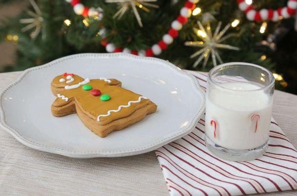 PHOTO: Gingerbread woman cookies are pictured here. (ABC News)
